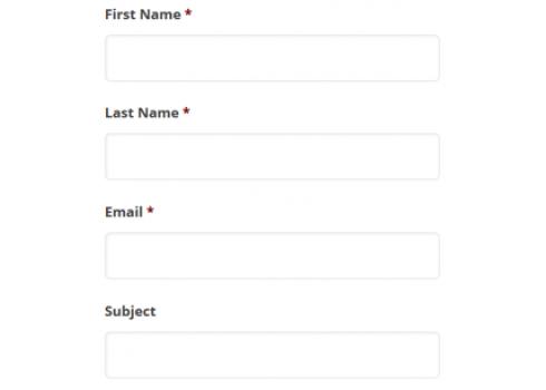 3招改善你的聯絡表單
