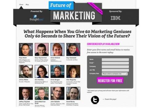 如何創造終極廣告到達頁面?