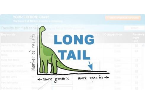 如何挖掘高流量的長尾字詞?